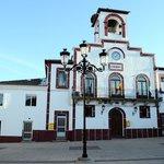 Ayuntamiento de Abadía.(Cáceres)