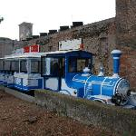 The lillte blue train