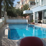 swimming pool hotel
