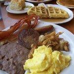 Luby's Breakfast