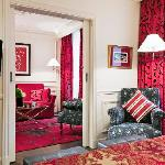 Traditional Suite - Hotel Keppler, Paris, France