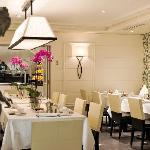 Restaurant - Hotel Keppler, Paris, France