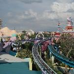 kids area is GREAT!! ride the Dr. Suess trolly for amazing view of the park!