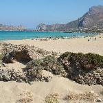 beach Falassarna