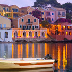 Assos by night