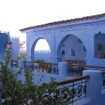 The Terrace at Casa Perleta