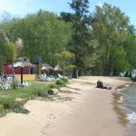 La playa privada
