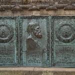 Gedenktafel zu Ernst von Bandel