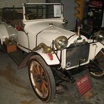 1914 Hupmobile, oldest car in collection
