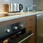 Complete kitchen facilities in all 1, 2 & 3 bedroom apartments