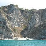 spiaggia di Capo Vaticano