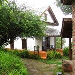 Foto de Namobuddha Resort