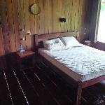 Simple, comfortable, en-suite room