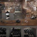 Wine Cellar of Château Saint-Martin & Spa