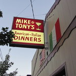 Mike and Tony's