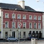 """My first """"home"""" in Limerick Ireland"""