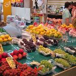 Fruits & Vegetables Stall