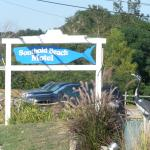 Southold Beach Motel Sign