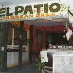 El Patio is located on Hidalgo