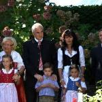 La famiglia Waldner