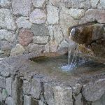 fonti in montagna corsica