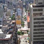 São Paulo visto do Mirante do Banespa