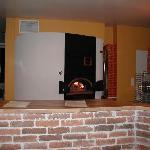 pizzas artisanales cuites au feu de bois