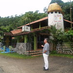 The best restaurant in Portobelo.