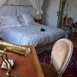 Montmartre bedroom on top floor