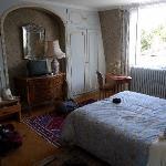 Montmartre bedroom