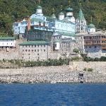 Sani Ausflugsziel Berg Athos Kloster