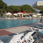 piscine eau de mer