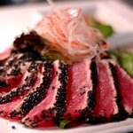 My Favorite ... Cellar 6 Seared Ahi Tuna