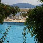 Gonatas Hotel, Pool, Sea, Scenery
