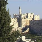 The view from Avissar house