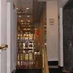 El pasillo de entrada