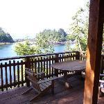 Photo de The He-Tin-Kis Lodge