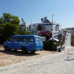 Hotel Galini und der Kleinbus