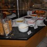 El buffet desayuno (II)