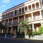 Asuncion Palace Hotel!