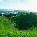 Tour View from Mt. Eden