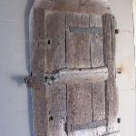 tiny door in the gateway