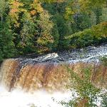 Tahquamenom Falls