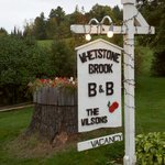Whetstone B&B sign