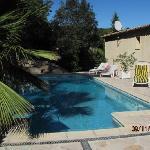 photos de la piscine