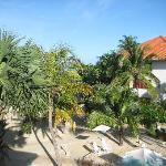 View from Ocean Verandah Suite Room #3313