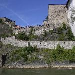 the fortification wall