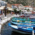 Alter Hafen von Pythagorion