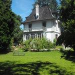 la Maison de Juliette ; ses arbres centenaires