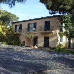 La villa (annexe de l'hôtel, 11 chambres)